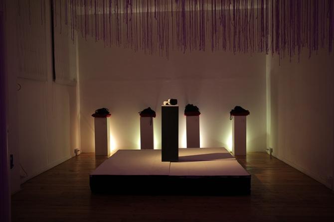 Lampada Origami Di Edward Chew : Arte: le immersive performance di gb group osso magazine